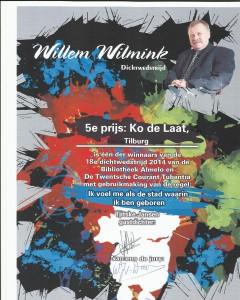 willemwilminkwedstrijdoorkonde2014